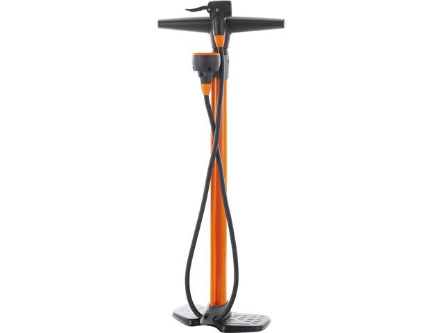 SKS AirWorx 10.0 Standing Air Pump orange